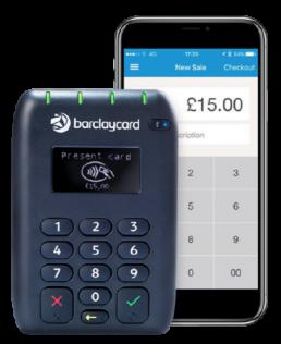Barclaycard Reader