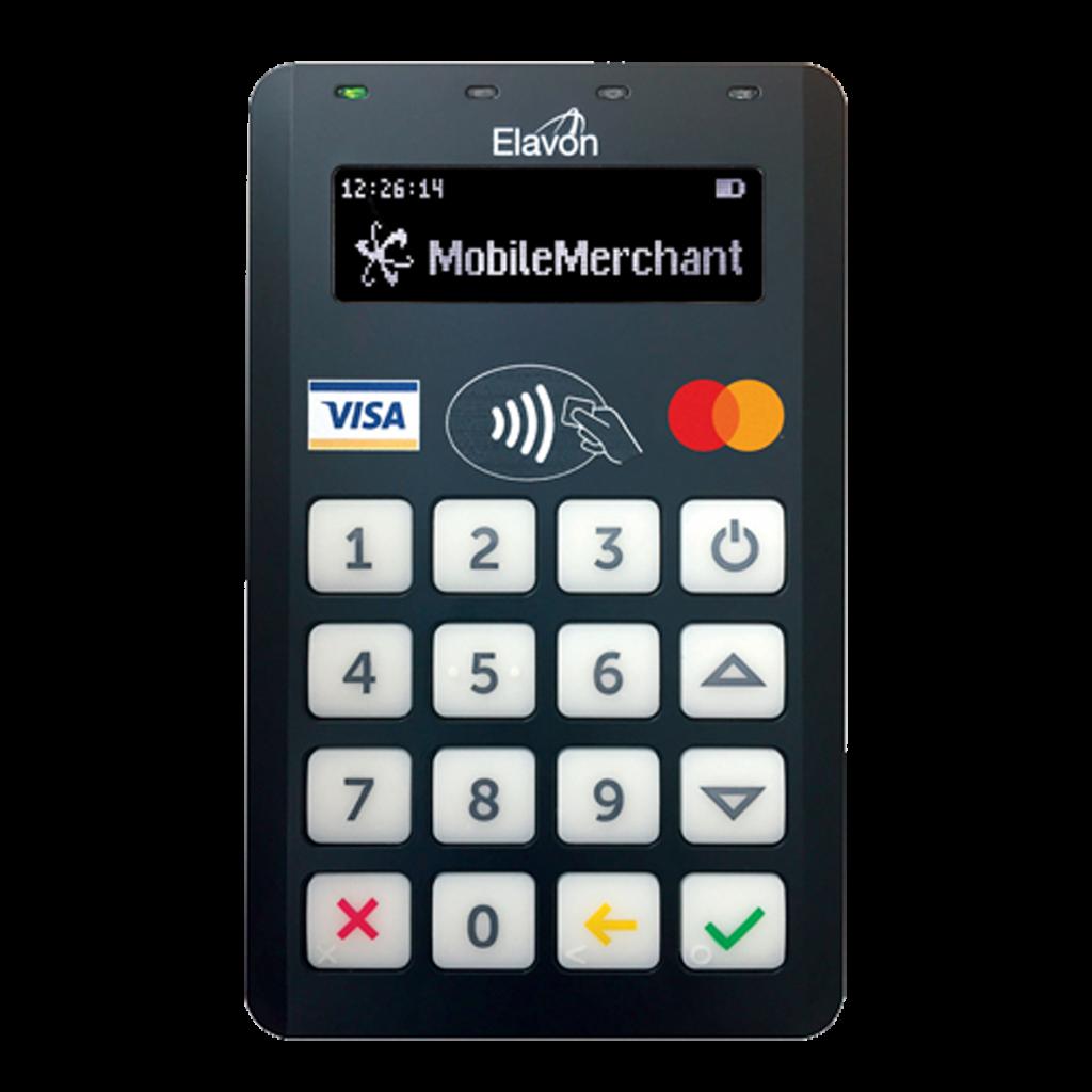 Elavon Card Payment Terminal