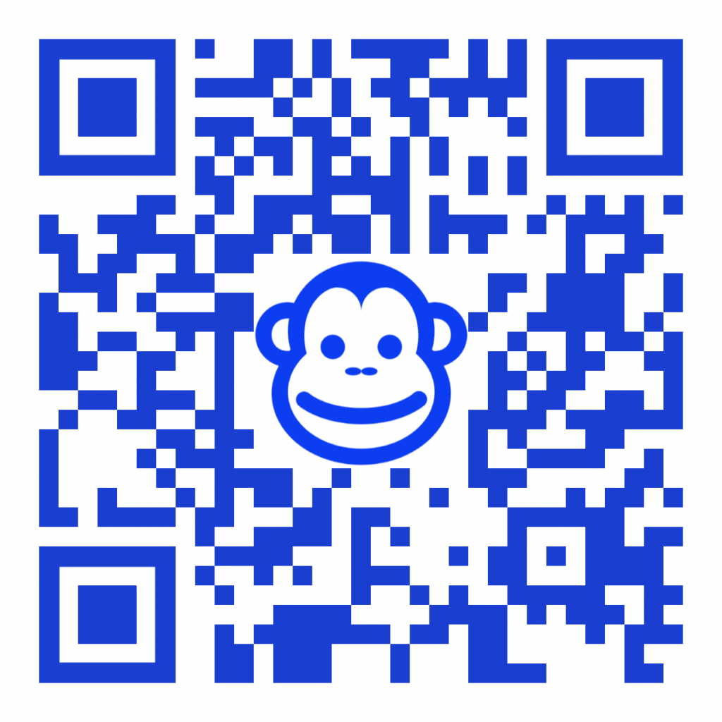 payment monkey QR code