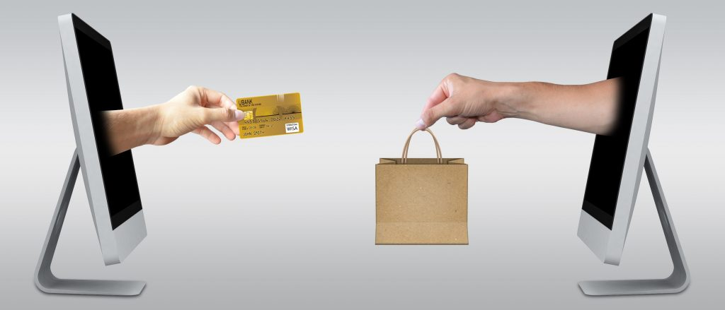 e-commerce across two macs